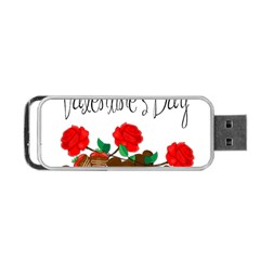 Valentine s Day Gift Portable Usb Flash (two Sides)