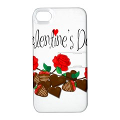Valentine s Day Gift Apple Iphone 4/4s Hardshell Case With Stand