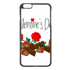 Valentine s Day Gift Apple Iphone 6 Plus/6s Plus Black Enamel Case