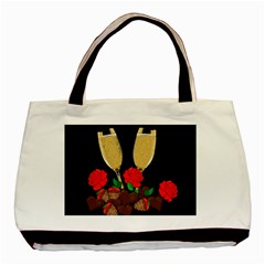 Valentine s Day Design Basic Tote Bag (two Sides)