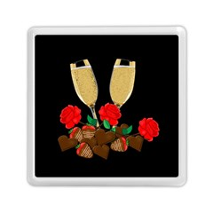 Valentine s Day Design Memory Card Reader (square)  by Valentinaart