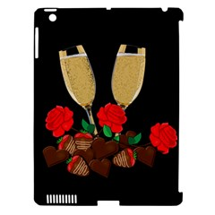 Valentine s Day Design Apple Ipad 3/4 Hardshell Case (compatible With Smart Cover) by Valentinaart