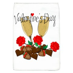 Valentine s Day Romantic Design Flap Covers (l)  by Valentinaart