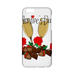 Valentine s Day Romantic Design Apple Iphone 6/6s Hardshell Case by Valentinaart