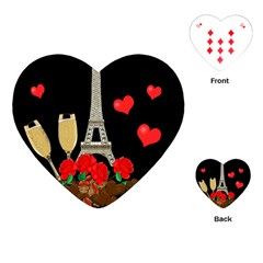 Pariz Playing Cards (heart)