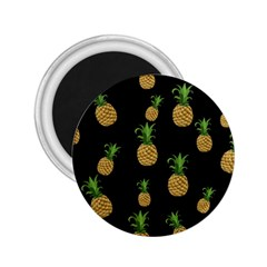 Pineapples 2 25  Magnets by Valentinaart