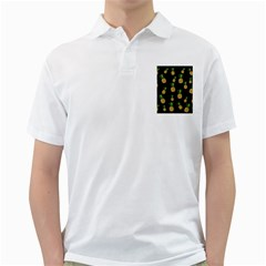 Pineapples Golf Shirts by Valentinaart