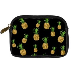 Pineapples Digital Camera Cases by Valentinaart