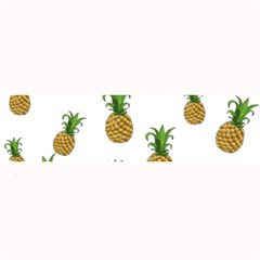 Pineapples Pattern Large Bar Mats by Valentinaart