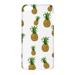 Pineapples Pattern Apple Ipod Touch 5 Hardshell Case by Valentinaart
