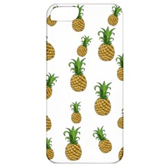Pineapples Pattern Apple Iphone 5 Classic Hardshell Case by Valentinaart