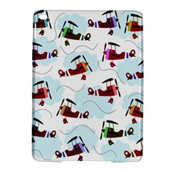 Airplanes Pattern Ipad Air 2 Hardshell Cases by Valentinaart