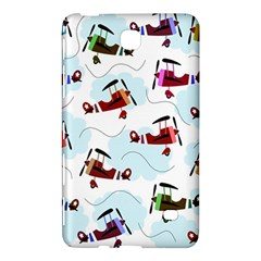 Airplanes Pattern Samsung Galaxy Tab 4 (8 ) Hardshell Case  by Valentinaart