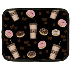 Coffee Break Netbook Case (xxl)