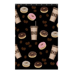 Coffee Break Shower Curtain 48  X 72  (small)  by Valentinaart