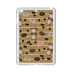 Coffee And Donuts  Ipad Mini 2 Enamel Coated Cases by Valentinaart