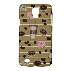 Coffee And Donuts  Galaxy S4 Active by Valentinaart