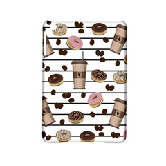 Donuts And Coffee Pattern Ipad Mini 2 Hardshell Cases by Valentinaart