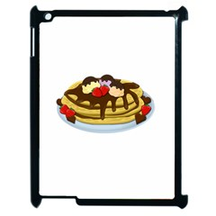 Pancakes   Shrove Tuesday Apple Ipad 2 Case (black) by Valentinaart