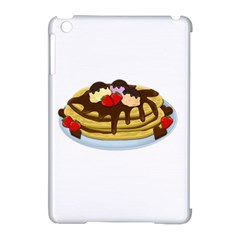 Pancakes   Shrove Tuesday Apple Ipad Mini Hardshell Case (compatible With Smart Cover) by Valentinaart
