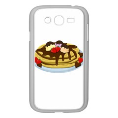 Pancakes   Shrove Tuesday Samsung Galaxy Grand Duos I9082 Case (white) by Valentinaart