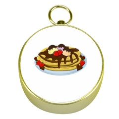 Pancakes   Shrove Tuesday Gold Compasses by Valentinaart
