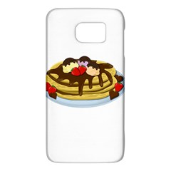 Pancakes   Shrove Tuesday Galaxy S6 by Valentinaart