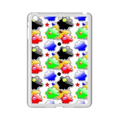 Pattern Background Wallpaper Design Ipad Mini 2 Enamel Coated Cases by Nexatart