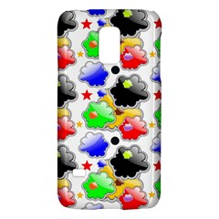 Pattern Background Wallpaper Design Galaxy S5 Mini by Nexatart