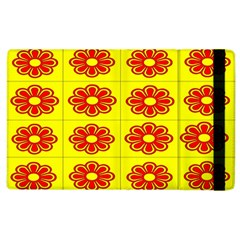 Pattern Design Graphics Colorful Apple Ipad 2 Flip Case