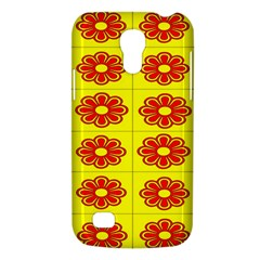 Pattern Design Graphics Colorful Galaxy S4 Mini by Nexatart