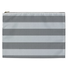 Pattern Half Tone Cosmetic Bag (xxl)