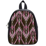 Pearly Pattern School Bags (Small)  Front
