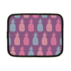 Pineapple Pattern  Netbook Case (small)  by Nexatart