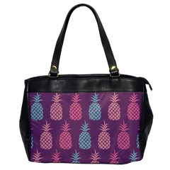 Pineapple Pattern  Office Handbags