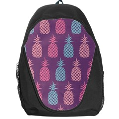 Pineapple Pattern  Backpack Bag