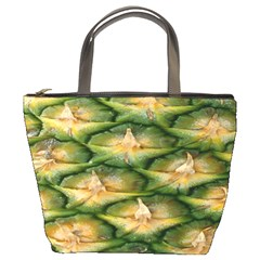 Pineapple Pattern Bucket Bags by Nexatart