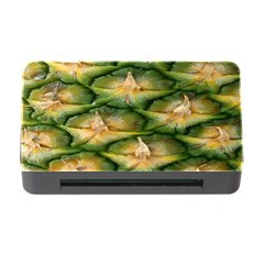 Pineapple Pattern Memory Card Reader With Cf by Nexatart
