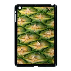 Pineapple Pattern Apple Ipad Mini Case (black) by Nexatart