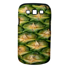 Pineapple Pattern Samsung Galaxy S Iii Classic Hardshell Case (pc+silicone) by Nexatart