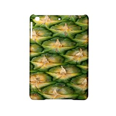 Pineapple Pattern Ipad Mini 2 Hardshell Cases by Nexatart
