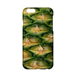 Pineapple Pattern Apple Iphone 6/6s Hardshell Case by Nexatart