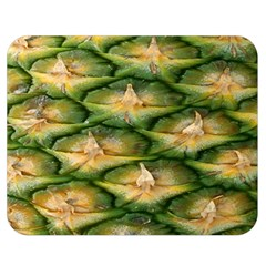 Pineapple Pattern Double Sided Flano Blanket (medium)  by Nexatart
