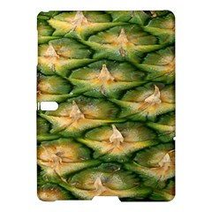 Pineapple Pattern Samsung Galaxy Tab S (10 5 ) Hardshell Case  by Nexatart