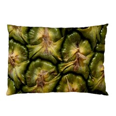 Pineapple Fruit Close Up Macro Pillow Case (two Sides) by Nexatart