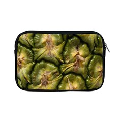 Pineapple Fruit Close Up Macro Apple Ipad Mini Zipper Cases by Nexatart