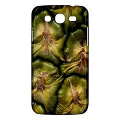 Pineapple Fruit Close Up Macro Samsung Galaxy Mega 5 8 I9152 Hardshell Case  by Nexatart