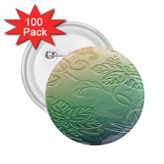 Plants Nature Botanical Botany 2 25  Buttons (100 Pack)  by Nexatart