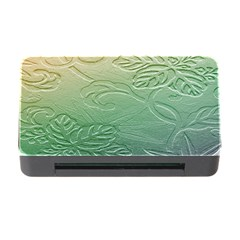 Plants Nature Botanical Botany Memory Card Reader With Cf by Nexatart
