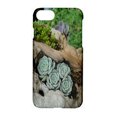 Plant Succulent Plants Flower Wood Apple Iphone 7 Hardshell Case